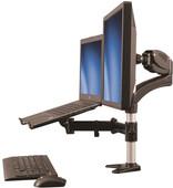 StarTech Bras de moniteur avec support pour ordinateur portable