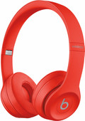 Beats Solo3 Wireless Red