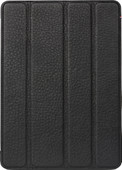 Decoded iPad 9,7 inch Leather Slim Cover Zwart