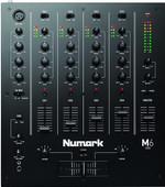 Numark M6 USB Noir