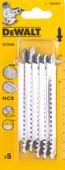 DeWalt Decoupeerzaagbladenset T301BCP (5x)