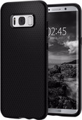 Spigen Liquid Air Coque arrière Samsung Galaxy S8 Plus Noir