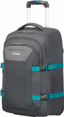 American Tourister Road Quest 15,6'' Gris / Turquoise