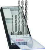 Bosch 5-piece SDS-Plus Robust Line Boring Kit Concrete