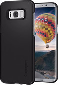 Spigen Thin Fit Samsung Galaxy S8 Plus Back Cover Black