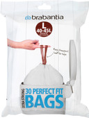 Brabantia Waste Bag Code L - 40-45 Liter (30 pieces)