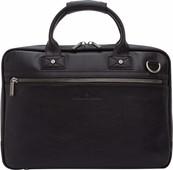 Castelijn & Beerens Firenze Laptop Bag 15.6'' Black