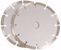 Ferm Disque diamant 125 mm 2 pièces