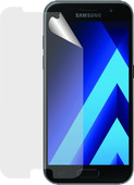 Azuri Samsung Galaxy A3 (2017) Screenprotector Plastic Duo Pack
