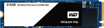 WD Black PCIe SSD 512GB M.2