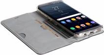 Krusell Malmo Galaxy S8 Plus Book Case Zwart