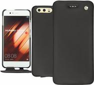 Noreve Tradition Huawei P10 Plus Flip Case Zwart