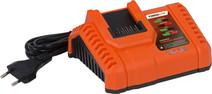 Powerplus Dual Power Chargeur de batterie 20-40 V