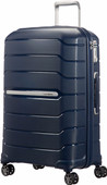Samsonite Flux Expandable Spinner 75cm Navy Blue