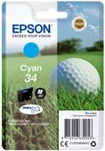 Epson 34 Cyan (C13T34624010)