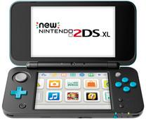 Nintendo 2DS XL Noir / Turquoise