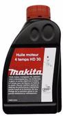 Makita Motorolie HD30/SAE30 0,6 liter