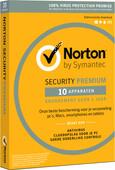 Norton Security Premium 2019 | 10 appareils | Abonnement 1 an