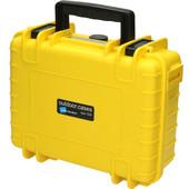 B & W type 1000 yellow with picking foam