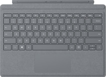 Microsoft Surface Pro Signature Cover Platinum AZERTY