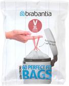 Brabantia Perfectfit Code V - 3 Liter (60 pieces)