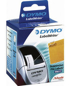 Dymo Hangmaplabels Wit 220x (50 x12)