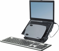 Fellowes Professional Series Metal Laptop Workstation