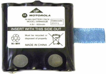 Motorola XTR - TLKR NiMH Accu 550 mAh