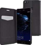 Azuri Booklet Ultra Thin Coque à rabat pour Huawei P10 Lite Noir