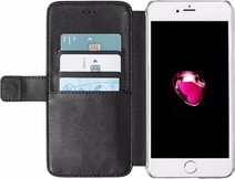 Azuri Wallet Magnetic Apple iPhone 7/8 Book Case Black