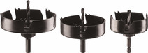 Bosch Gatenzagenset 3-delig 68/86/100 mm
