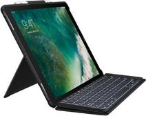 """Logitech iPad Pro 12,9"""" (2017) Slim Combo Toetsenbord Hoes AZERTY"""