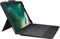 """Logitech iPad Pro 10,5"""" Slim Combo Toetsenbord Hoes AZERTY"""