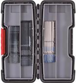 Bosch 30-delige Decoupeerzaagbladenset