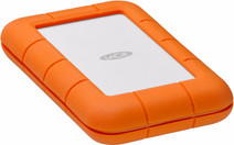 LaCie Rugged Thunderbolt USB-C 2TB