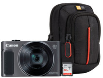 Kit de démarrage - Canon PowerShot SX620 HS Noir