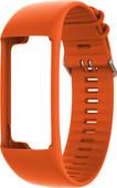 Polar A360/A370 Watch Strap Plastic Orange M/L