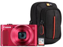 Starter Kit - Canon PowerShot SX620 HS Red