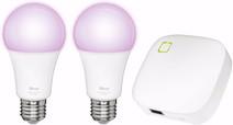 Trust Smart Home White and Color E27 Kit de Démarrage