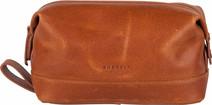 Burkely Vintage Riley Toiletry bag - Cognac