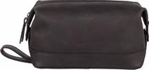 Burkely Vintage Riley Toiletry bag - Black