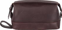 Burkely Vintage Riley Toiletry bag - Brown