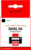 Pixeljet 304XL Zwart voor HP printers