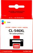 Pixeljet CL-546 3-Kleuren XL voor Canon printers (8288B001)