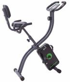 Tunturi Cardio Fit B25 X-Bike with Backrest