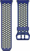 Fitbit Ionic Bracelet de Montre en Matière synthétique Jaune S