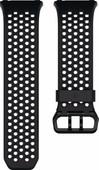 Fitbit Ionic Bracelet de Montre en Matière synthétique Gris S