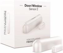 Fibaro Capteur de Porte et de Fenêtre 2 Blanc