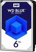 WD Blue HDD 6TB