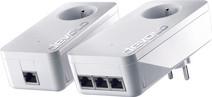 Devolo dLAN 1,200 triple+ No WiFi 1,200Mbps 2 adapters